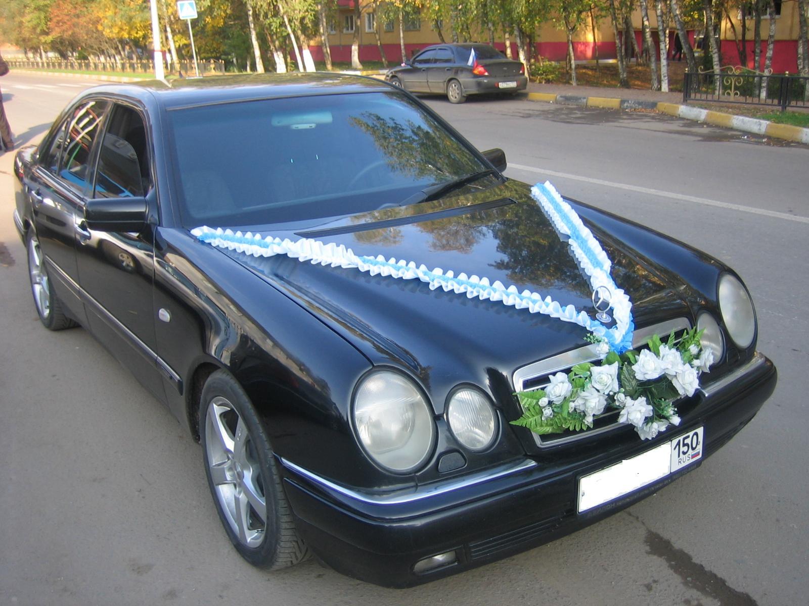 Автомобиль на свадьбу и не только